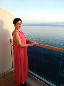 Круиз на лайнере по Средиземному морю.
