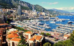 Монако порт