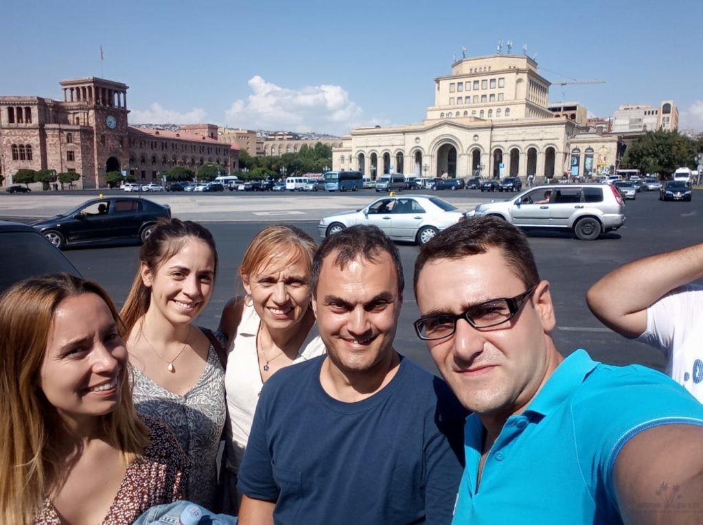 тур в Армении
