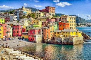 порт Генуя