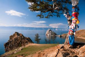 Остров Байкал