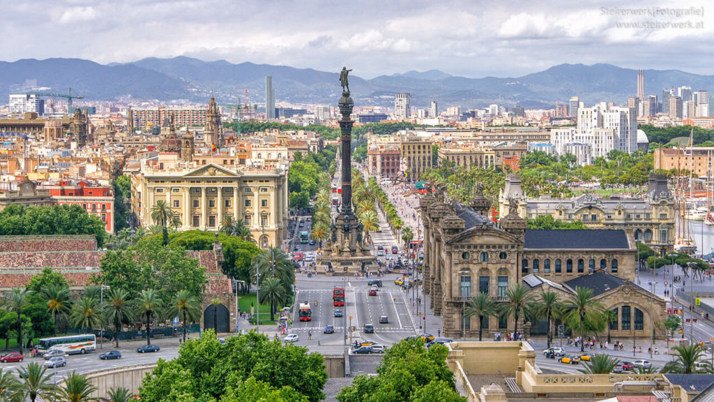 площадь Барселоны
