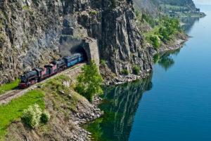 Экскурсионный тур по Транссибирской железной дороге.