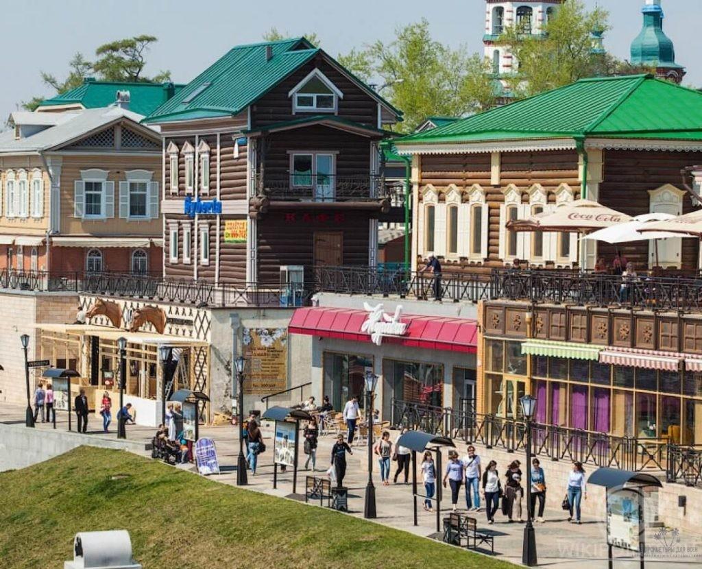 Иркутск, Ольхон.