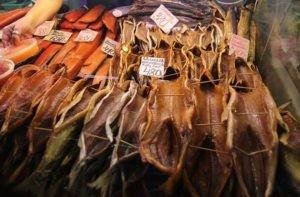 рынок в Листвянке